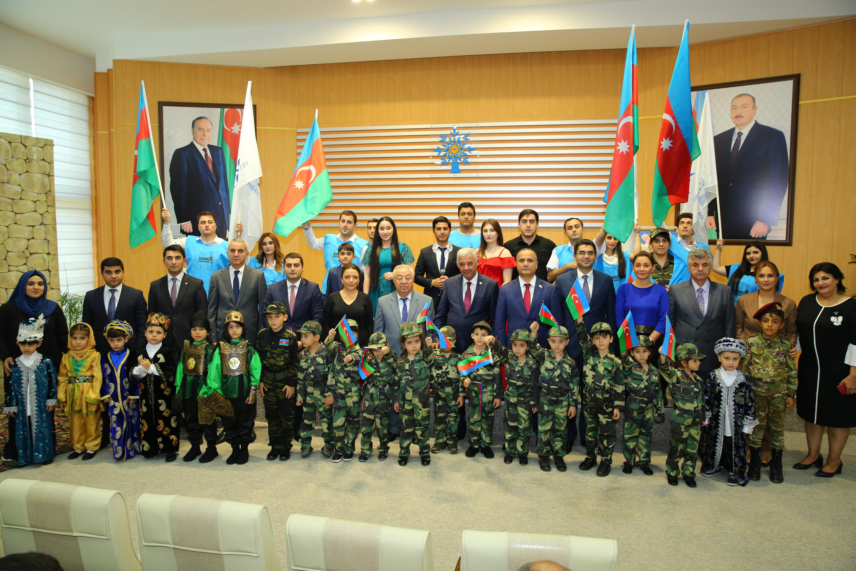 Prezident İlham Əliyev: Türkdilli dövlətlər arasında əməkdaşlığın inkişafı Azərbaycanın xarici siyasətinin prioritet istiqamətlərindən biridir